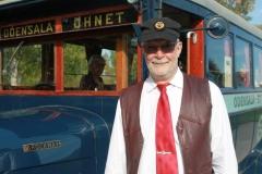 Busschaffören Göran Westman